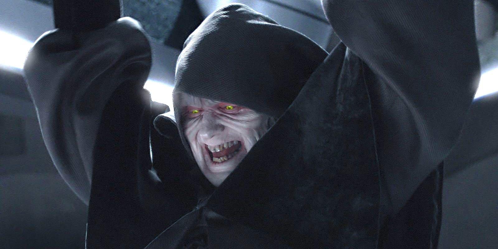 Star Wars Prequels Theory Reveals A Shocking Villain Worse Than Palpatine