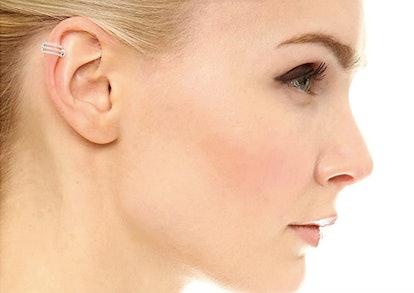 Women's Triple Spiral Ear Cuff