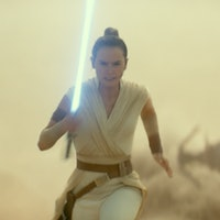 'Rise of Skywalker's best Easter egg was totally improvised, stunt coordinator reveals