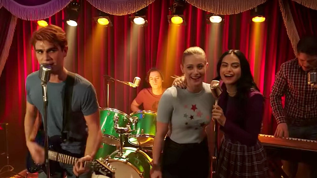 'Riverdale' delayed its musical episode, which was supposed to come out on April 8.