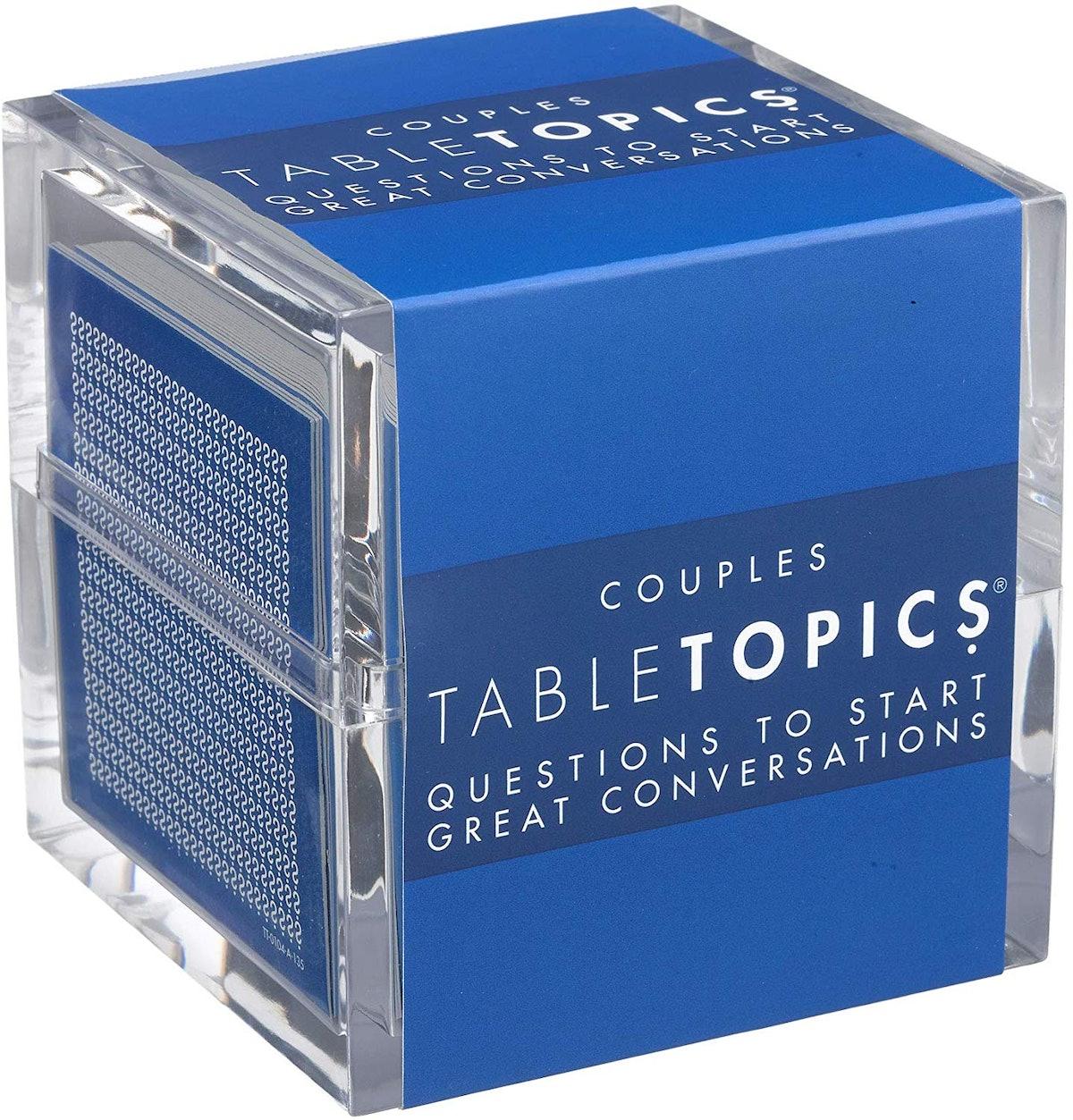 TABLETOPICS Couples