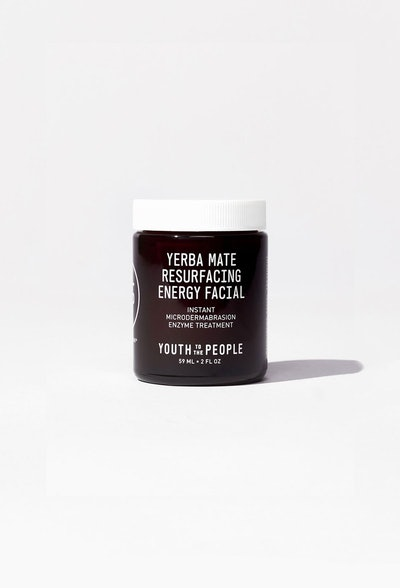 Yerba Mate Resurfacing + Exfoliating Energy Facial with Enzymes