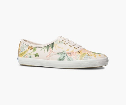 Leather Garden Party Champion Sneaker