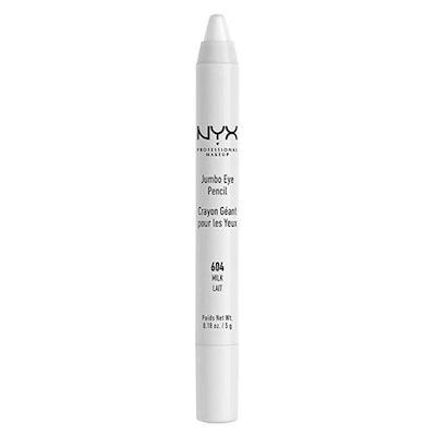 NYX PROFESSIONAL MAKEUP Jumbo Eyeliner Pencil (Milk)