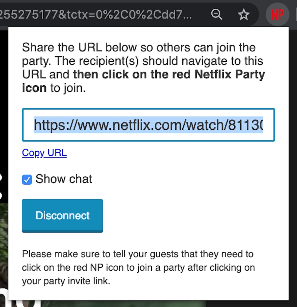Netflix Party tips