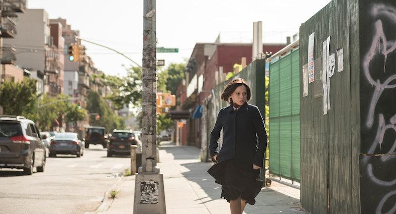 Shira Haas as Esther Shapiro In Unorthodox