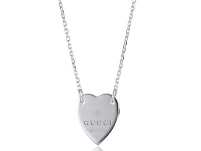 Trademark Heart Pendant in Sterling Silver Ybb223512001