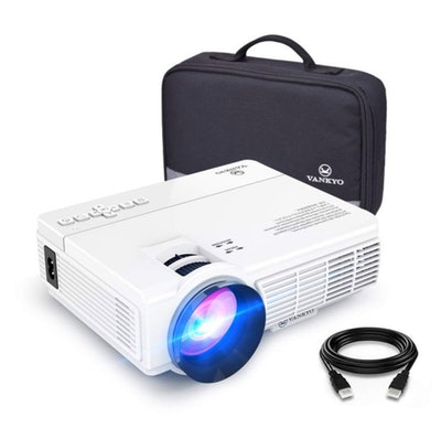 VANKYO Leisure 3 1080P Supported Mini Projector