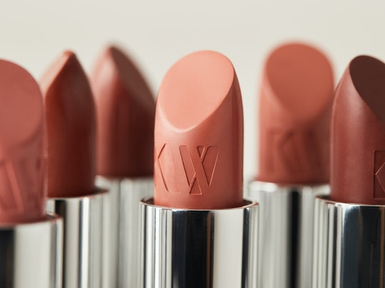 Eight new lipsticks are featured in the new Nude, Naturally line by Kjaer Weis.