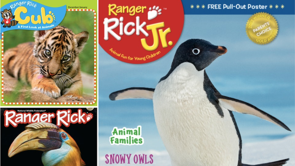 The National Wildlife Federation (NWF) has moved to make all digital issues of its Ranger Rick magazines free for kids amid the coronavirus pandemic.