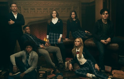 The cast of The CW's 'Legacies'