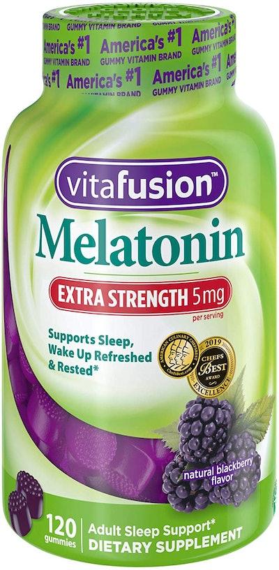 Vitafusion Extra Strength Melatonin (120-Count)