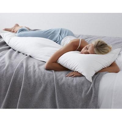 Down-Free Body Pillow