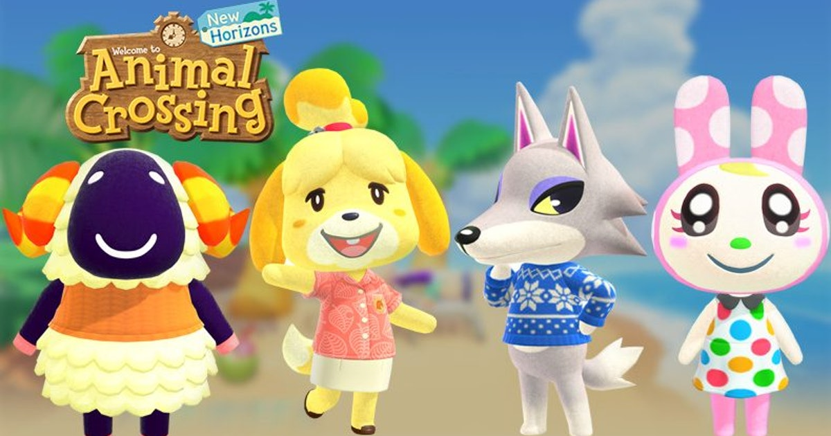 Animal Crossing New Horizons 3 Ways To Get New Villagers Or Make Them Leave