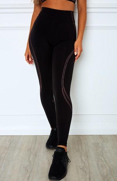 Full Flex Leggings Black