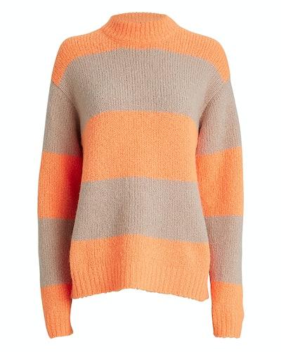 Cozette Alpaca & Wool Sweater