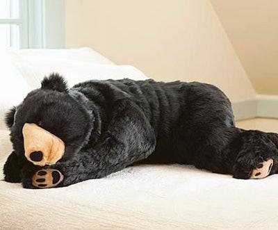 Bear Body Pillow