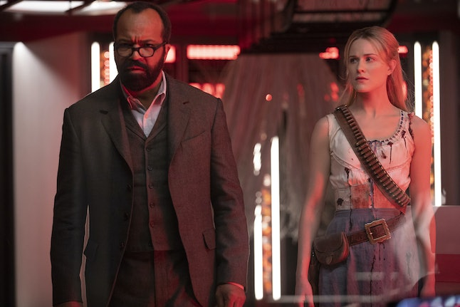 Dolores may have beamed The Sublime into Rehoboam on 'Westworld'