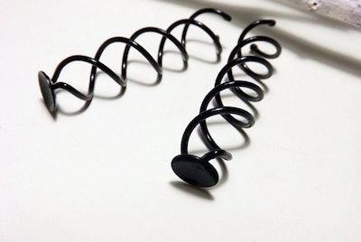 Set of 10 Hair Spiral
