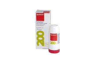 Symbicort Turbohaler inhaler