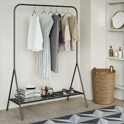 "Samah 43"" Freestanding Clothing Garment Rack"