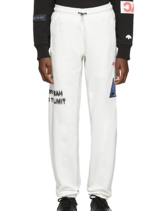 Off-White Graphic Lounge Pants