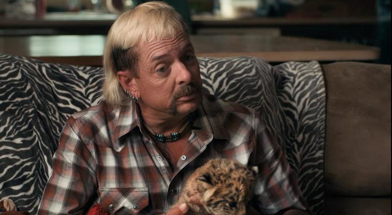 Joe Exotic 'Tiger King' Netflix