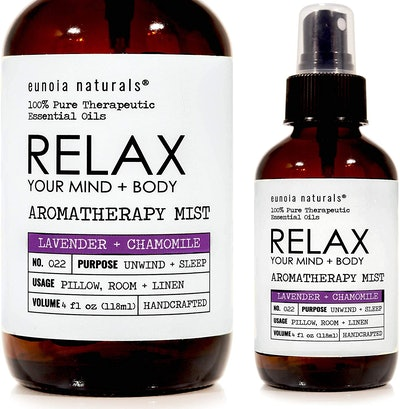 Eunoia Naturals Relax Lavender + Chamomile Mist