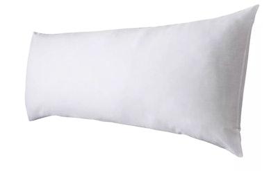 White Body Pillow