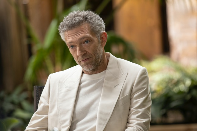 Serac may have been created by Rehoboam on 'Westworld'