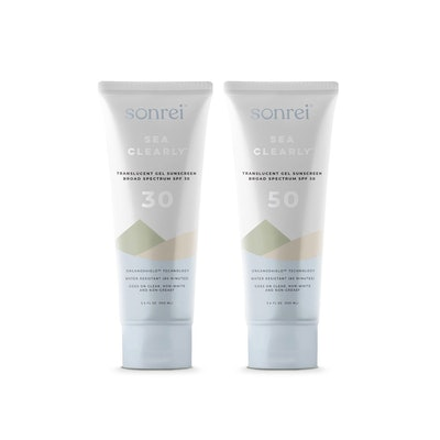 Sonrei Sea Clearly SPF 30 & 50 Pack