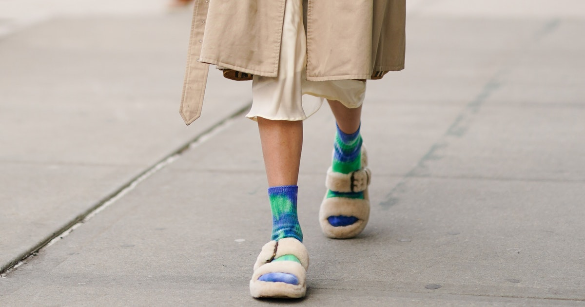 These Are The Perfect Shoes For Staying Inside (No, Not Slippers)