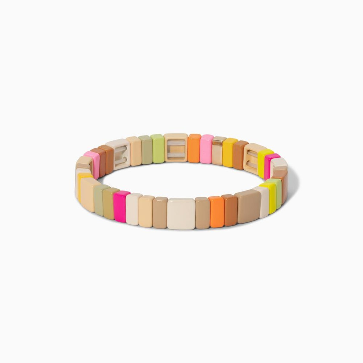 Neons & Neutrals Bracelet
