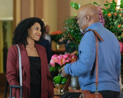 James Pickens Jr & Kelly McCreary on 'Grey's Anatomy'