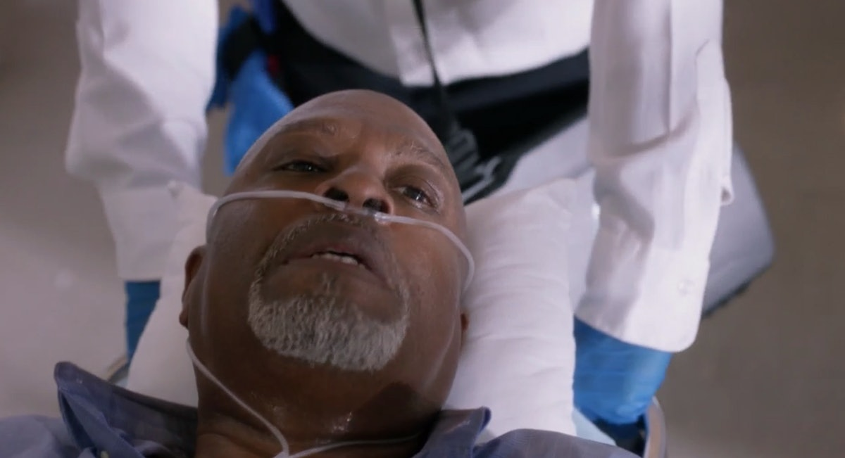 Does Richard Webber die?