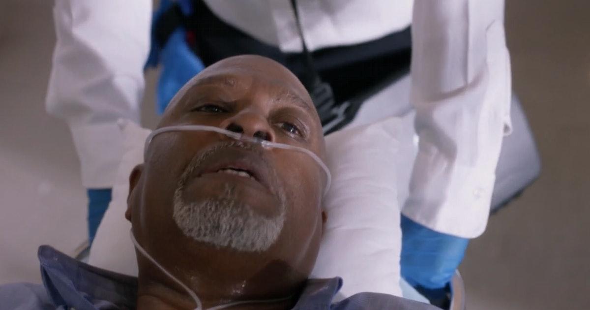 Does Richard Webber Die On Grey S Anatomy This Season