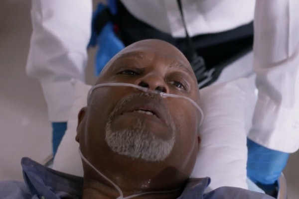 Does Richard Webber die?