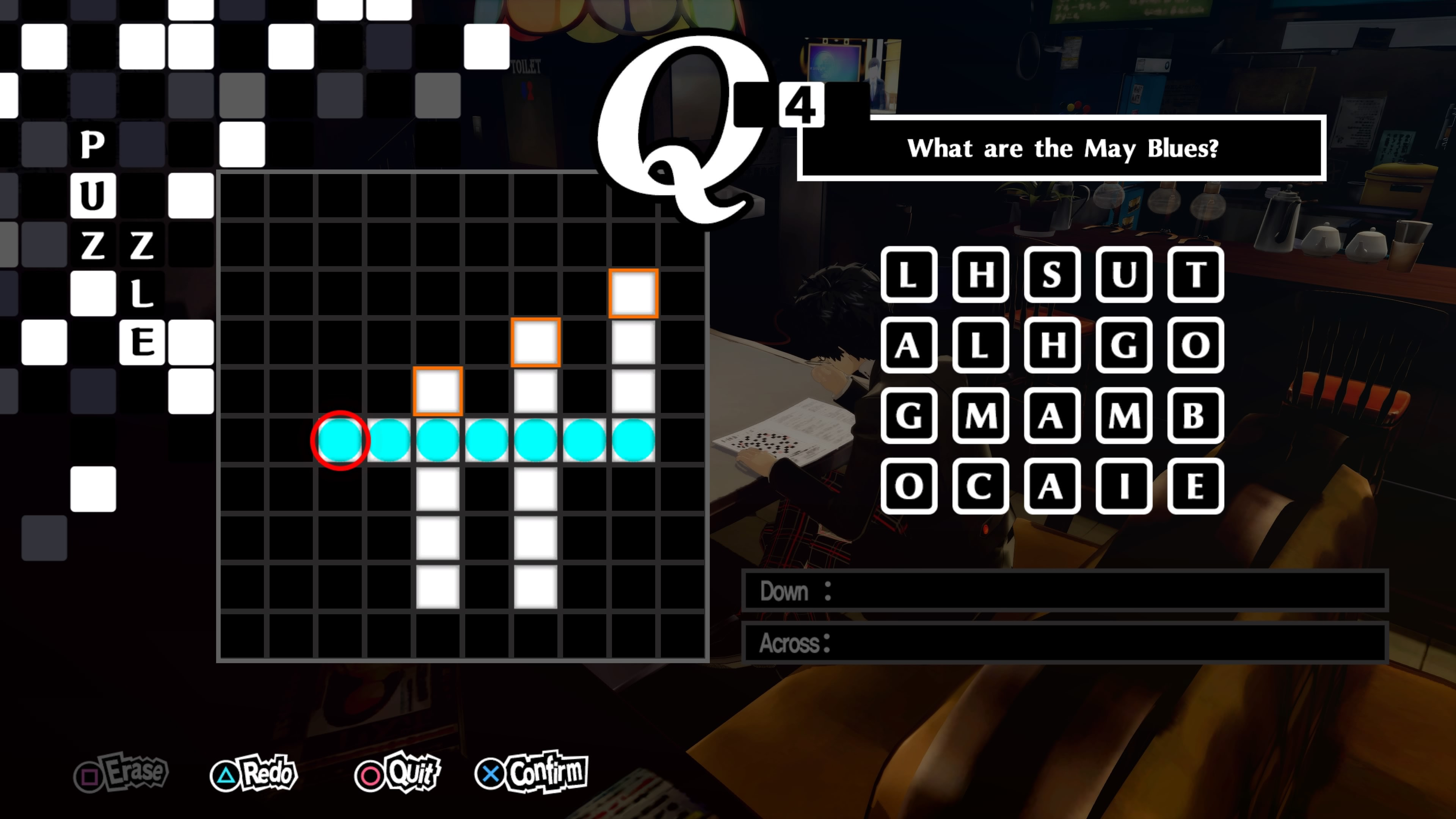 Persona 5 Royal Crossword Puzzle Answers All 34 Solutions To Boost Your Knowledge