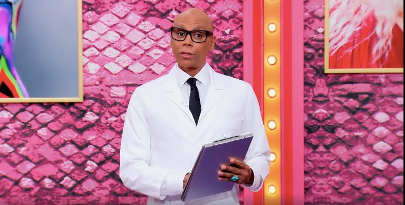 RuPaul's Drag Race Grey's Anatomy
