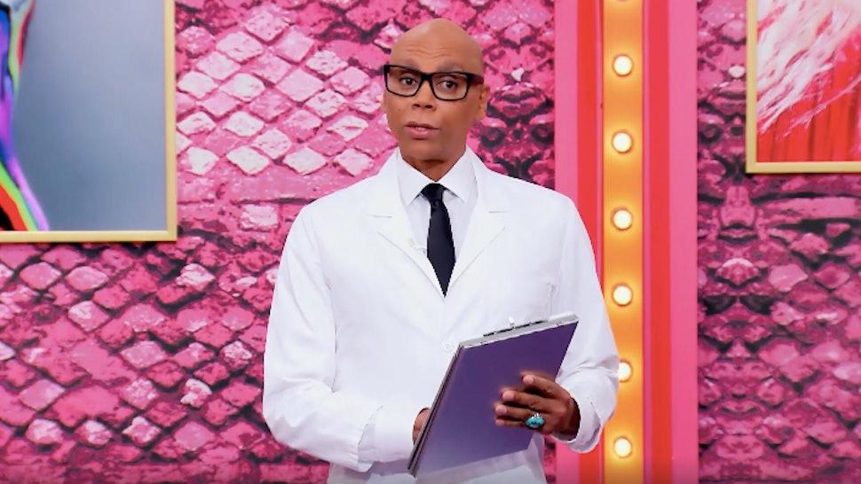 RuPaul's Drag Race Grey's Anatomy