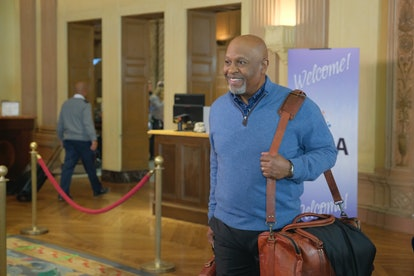 James Pickens Jr. as Dr. Richard Webber on 'Grey's Anatomy'