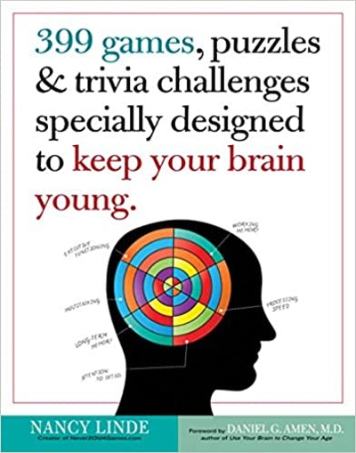 399 Games, Puzzles & Trivia Challenges To Keep Your Brain Young