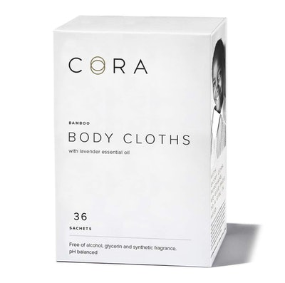 Cora Bamboo Body Cloths (36-Pack)