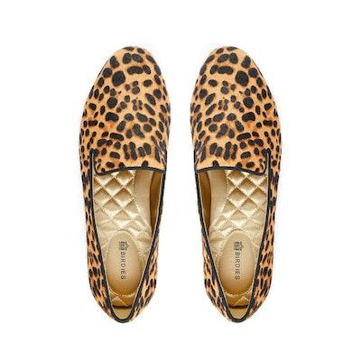 Birdies The Starling In Cheetah Calf Hair