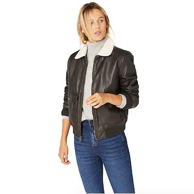 Levi's  Sherpa Aviator Jacket