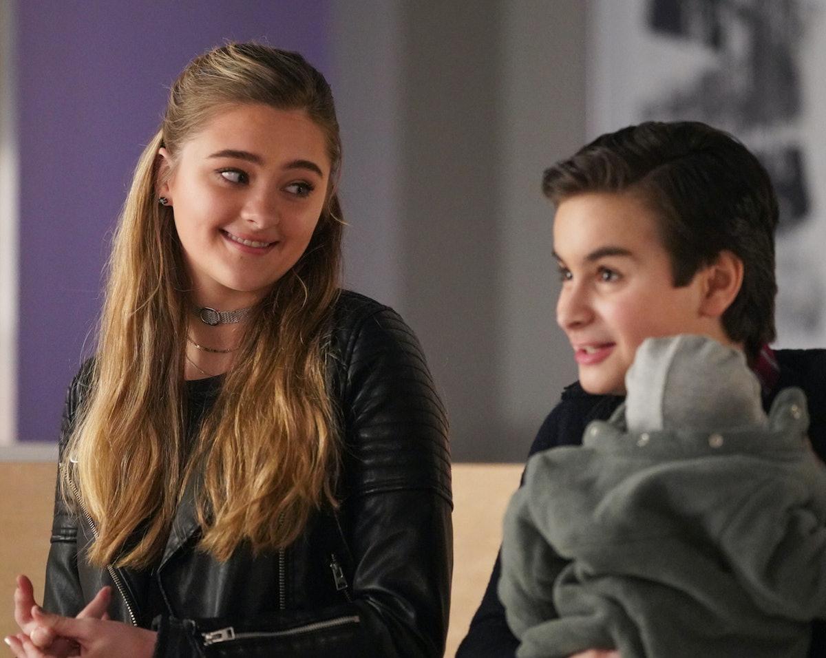 Chance Hurstfiel & Lizzy Green in the 'A Million Little Things' Season 2 finale