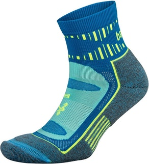 Balega Blister Resist Quarter Socks For Men and Women