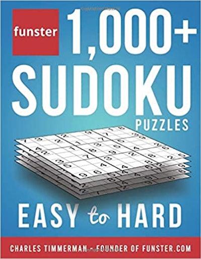 Funster 1,000+ Sudoku Puzzles