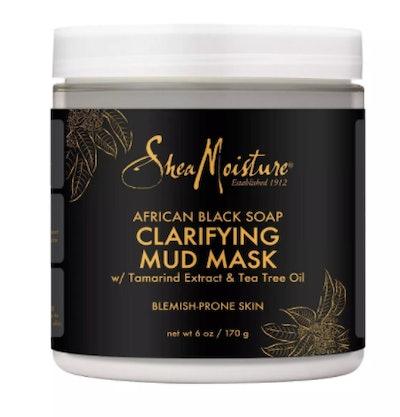 SheaMoisture African Black Soap Clarifying Mud Mask