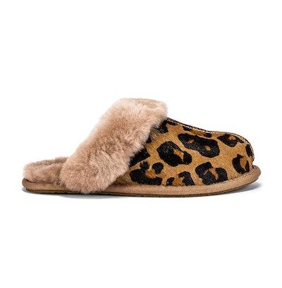 UGG Leopard Slipper